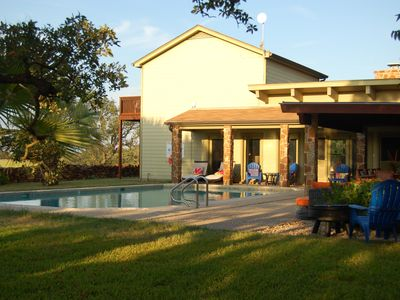 Photo for Farm with a View, 7 gated acres, Pool, Organic Breakfast