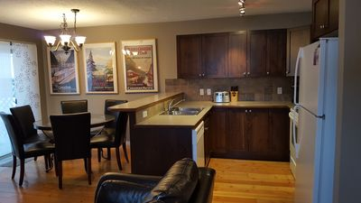 Photo for Beautiful mountain view, lots of wild animals -3 bedrooms & 3 full baths duplex
