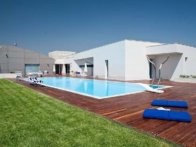 Photo for luxury Sicily villa rental with private swimming pool