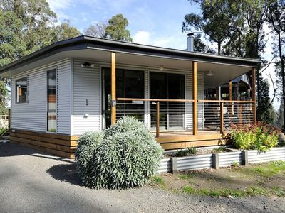 Photo for Karma Kinglake 1 Bedroom Nest (1 of 4 Cottages)