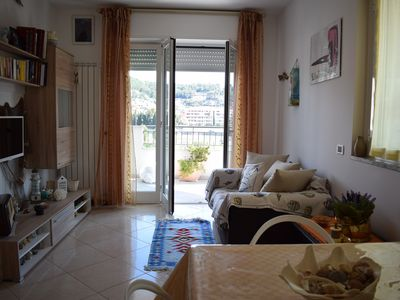 Photo for Perfect flat for peaceful weekends by the sea