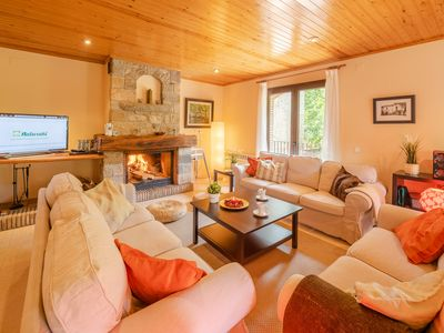 Photo for House by the river for 14 people with table football, billiards, gym and barbecue