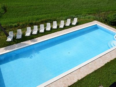 Photo for Country House Farmhouse with pool in Garda Lake