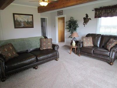 Photo for 4 Bedroom - Mountain View Country Ranch with Scenic Views