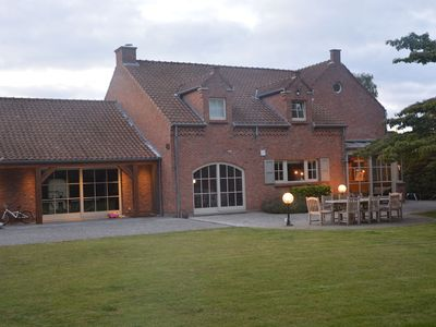 Photo for Beautiful villa with large garden, sauna and many facilities for 13 people