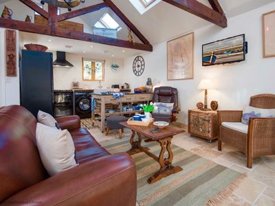 Photo for Byre @ Warkworth -  a cottage that sleeps 3/4 guests  in 2 bedrooms