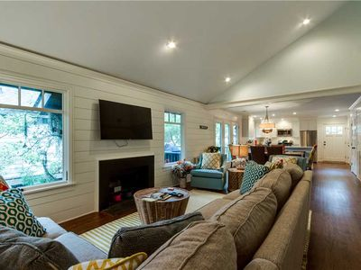 Photo for Oceanwoods 472: 3 BR / 2 BA home in Kiawah Island, Sleeps 8