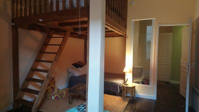 Photo for Apartment T1 Bis 48m2 - Historical Bayonne - Cathedral