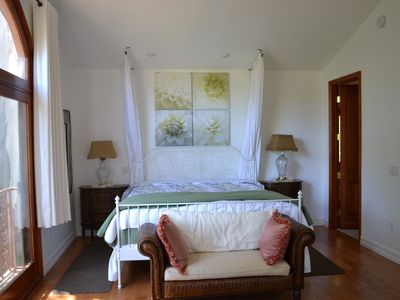 Photo for Bright, large appartment  with a view of Golf course. family friendly