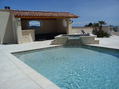 Photo for Luxurious villa, beautiful location, very comfortable, private pool