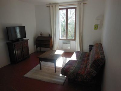 Photo for RENT T3 with terrace, garden and closed parking
