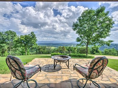 Photo for Watauga Highlands Home on 36 Acres w/ Mtn. Views!