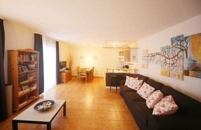 Photo for Ing16 - 200m to the beach - WiFi - swimming pool + sauna - up to 4 people