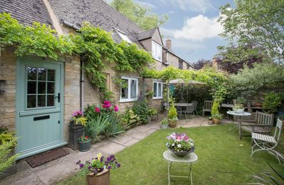 Photo for Graziers Cottage is an attractive Grade II listed cottage located in the Cotswold hamlet of Ford