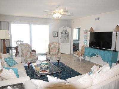 Photo for Surf Club II 714, 2 Bedroom, Ocean Front 7th Floor, Pool, Sleeps 6, WIFI