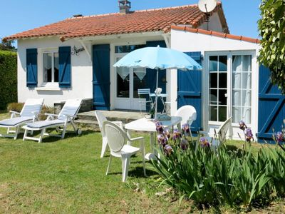 Photo for Vacation home Ramoutier (IDN100) in Ile de Noirmoutier - 5 persons, 3 bedrooms