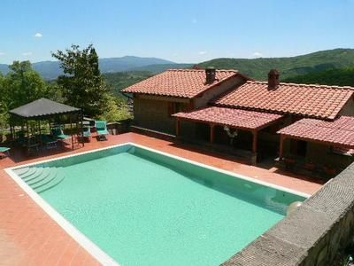Photo for 4BR Cottage Vacation Rental in Poppi, Arezzo