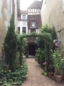 Photo for House located at the heart of Auxerre, very quiet, very good accommodations