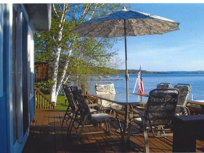 Photo for Lake Charlevoix - The Cottage