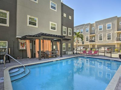 Photo for NEW! Tampa Townhome By Stadium, U.T. & Channelside