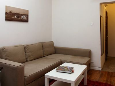 Photo for Furnished and Serviced Economic Flat. 1+1  apart Close to Taksim