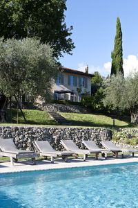 Photo for Big and beautiful country house surrounded by ancient olive trees