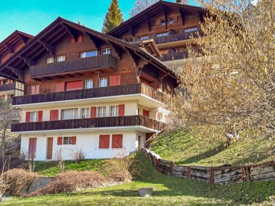 Photo for Apartment Plein Soleil in Wengen - 4 persons, 2 bedrooms