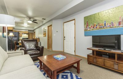 Photo for 4 Bed Fun & Eclectic West Loop Condo A+ Location!
