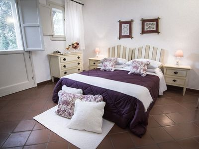 Photo for MASSERIA BARONI NEW Classic Rooms Of Almonds 2