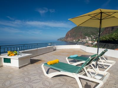 Photo for NEW - Ocean View Madeira - relax in the modern apartment and beautiful views