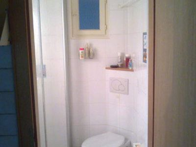 Photo for Apartment / apartment below, shower, toilet, 1 bed room - Tjaden, apartments