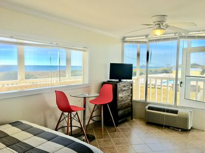 Photo for DIRECT OCEANFRONT PANORAMIC OCEAN & SUNSET VIEW CONDO