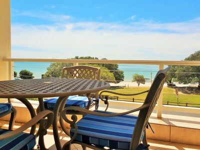 Photo for Goldwater - Beachfront family vacation apartment