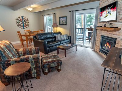 Photo for Columbine 106 Condo Downtown Breckenridge Vacation Rentals Colorado