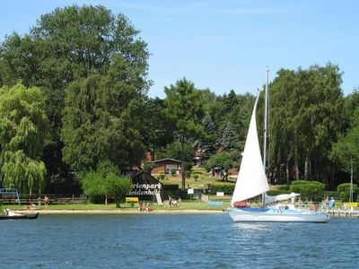 Photo for Lake Park Heidenholz, Plau am See  in Plauer See - 4 persons, 2 bedrooms