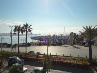 Photo for 2BR Apartment Vacation Rental in CAVALAIRE SUR MER