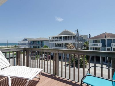 Photo for Relax and unwind at this popular oceanside townhouse