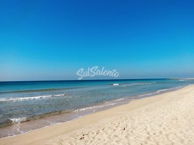 Photo for Apartment for 4 to 5 people at 70 meters sandy beach