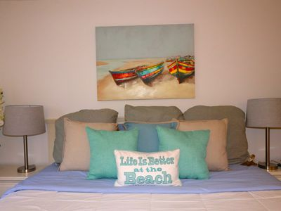Photo for A great place to relax and have fun! Ground Floor Heated Pool!