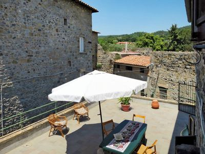 Photo for Vacation home Casa Parva Domus  in Bolsena (VT), Latium - 6 persons, 2 bedrooms