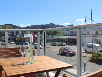 Photo for Rehutai Apartment 2, modern Waihi Beach apartment
