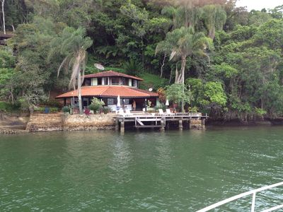Photo for Paraiso in Cavaco Island in Angra dos Reis