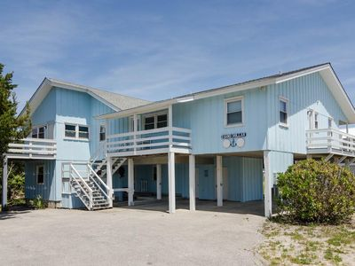 Photo for Charming duplex with ocean views and recently renovated kitchen