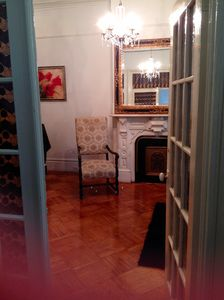 Photo for Bright, Spacoius, Elegant one Bedroom Apartment - 15 minutes NYC by train