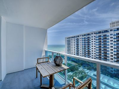 Photo for 1hotel Residence04 Direct Ocean- All amenities- Miami Beach