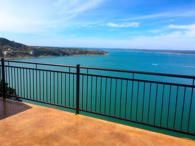 Photo for WHAT A VIEW!! Gorgeous lakefront vacation property ready for you!