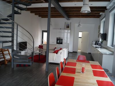 Photo for Renovated workshop as a single house for up to 7 persons in the historical center