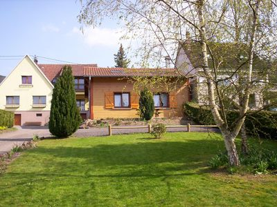 Photo for Holiday house Muhlbach sur Bruche for 2 - 9 persons with 3 bedrooms - Holiday home