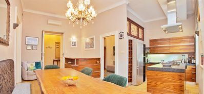 Photo for Large Luxury Apartment Near Castle And Main Square - Jacuzzi and Sauna Flat