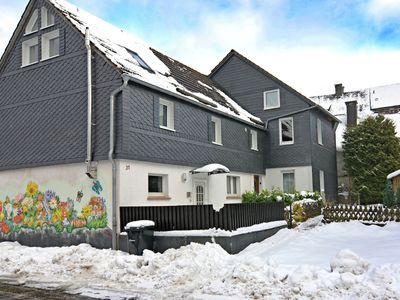 Photo for Cosy holiday home in the Sauerland with a small garden and terrace
